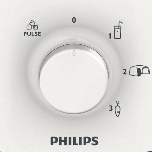 licuadora philips hr2125/06 3 vel jarra resistente 500w