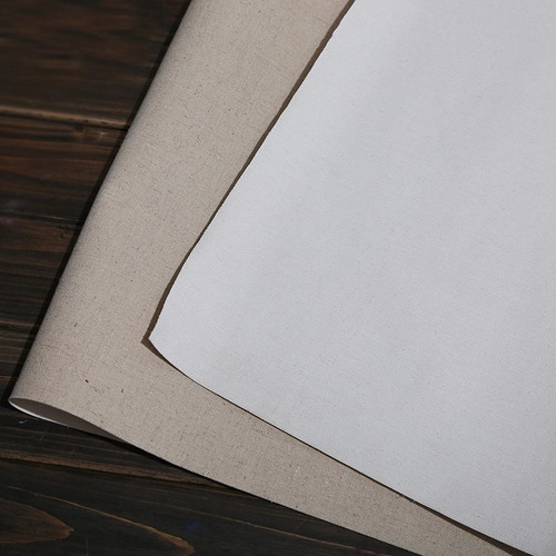 lienzo imprimado para pintar oleo acrilico