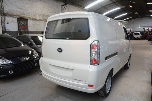 lifan foison 1.3 furgon cargo 0km 1 año de garantia