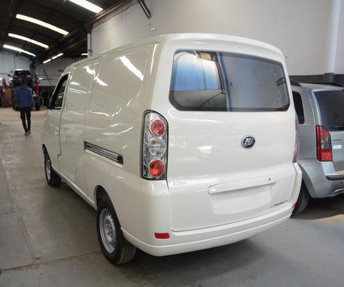 lifan foison cargo furgon 0km con y sin a/a