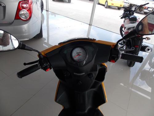 lifan scooter 125 cc - 4 tiempos 0 km - grupo aler