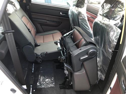 lifan x7. suv con 3 filas de asientos
