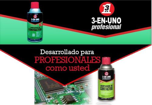 limpia contacto 3 en 1 dieléctrico