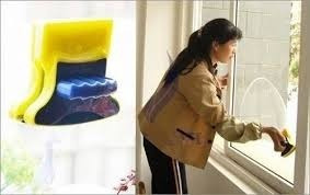 limpia vidrios magnetico ventanas limpiavidrios iman potente