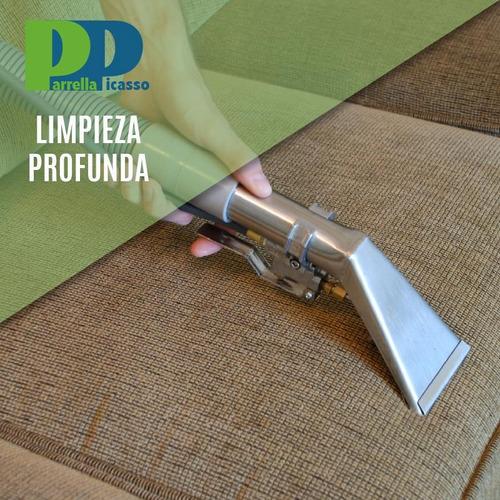limpieza de sillones, alfombras y moquette