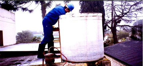 limpieza de tanques de agua autorizado im