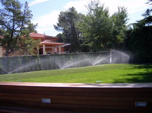 limpieza de terrenos. jardinería parques paisajismo tala