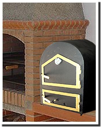 limpieza y revisación de estufas a leña colocación y ventas