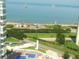 lincoln center. vista al mar, impecable
