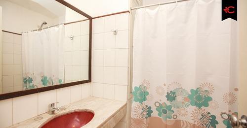 linda casa con renta en zona de colegios - ref. 4793