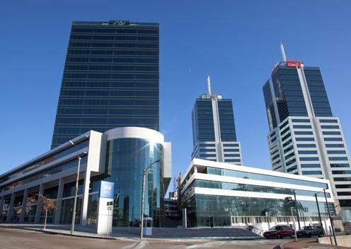 linda oficina de 123m2 en wtc piso 6