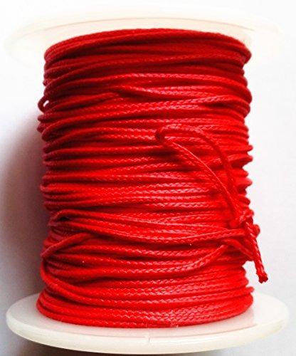 línea de pesca gpp red bow (165ft / 50m spool 200-pounds)
