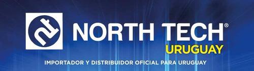 linterna led north tech recargable ntl-3229 - senec ml