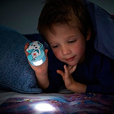 linterna niño led philips portable luz blanca cálida amv