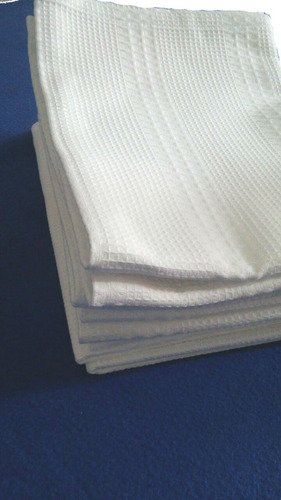 litos- paño algodón wafle por unidad estudiantes gastronomía