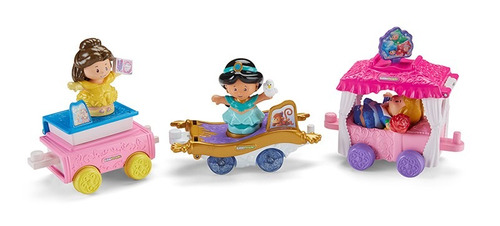 little people desfile disney princesas fisher price fhg47