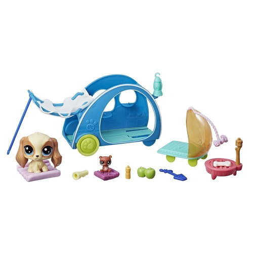 littlest pet shop #setdeaccesorios hasbro e0993