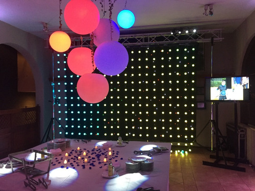 living led - puff led - mesas led - esferas led