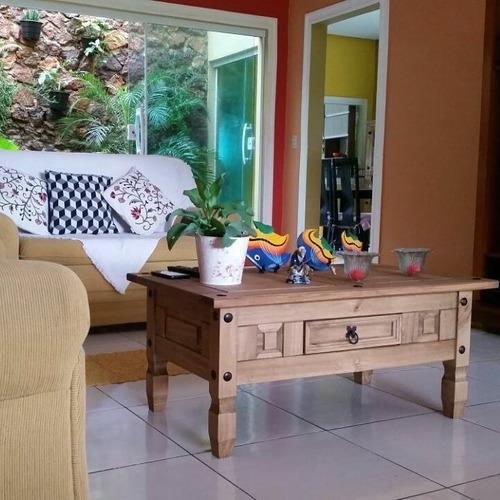 living mueble madera mesa ratona