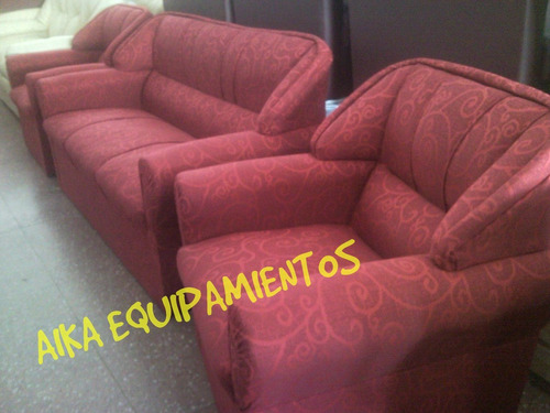 living sillones juego