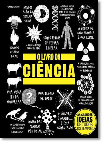 livro da ciência o coleção as grandes ideias de todos os tem