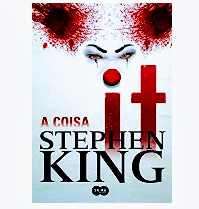 livro it a coisa + o iluminado capa dura - stephen king