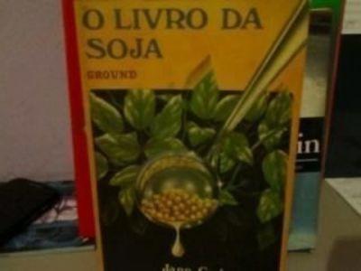 livro o livro da soja jane cadwell