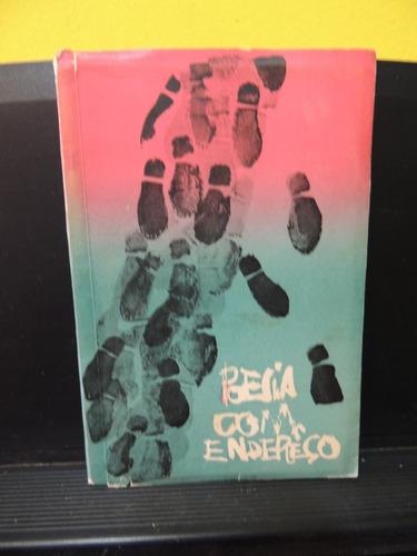 livro poesia com endereço - ueergs 1965
