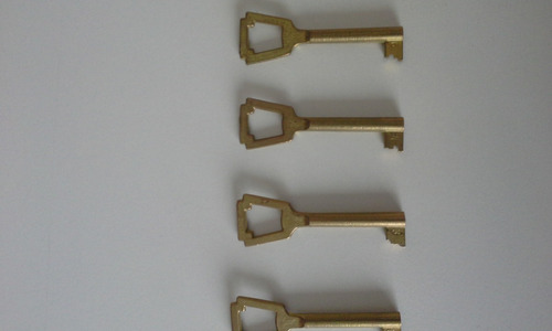 llave bce cerradura star placard  clasica
