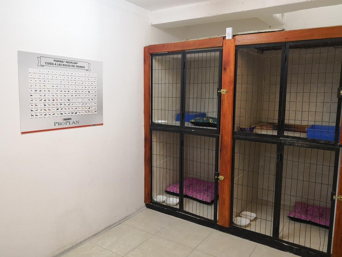 llave de veterinaria o traspaso de local comercial.