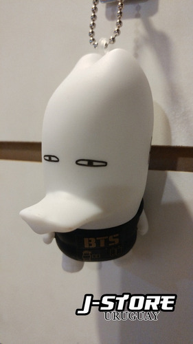 llavero de bts hip hop monsters rap monster 7cm k-pop kpop