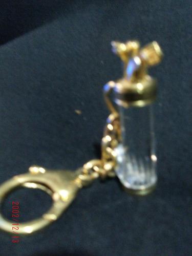 llavero en cristal swarovski