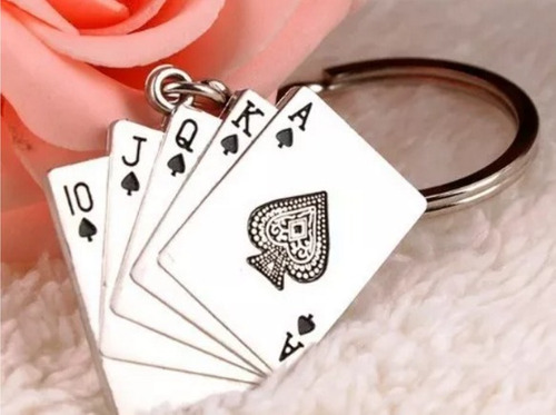 llavero poker - a estrenar