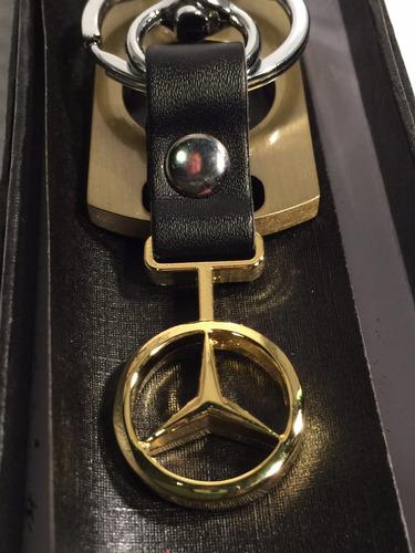 llavero varias marcas auto metalico c/ caja
