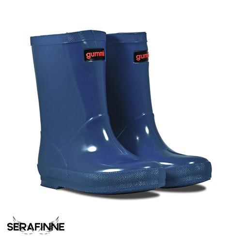 lluvia niños bota