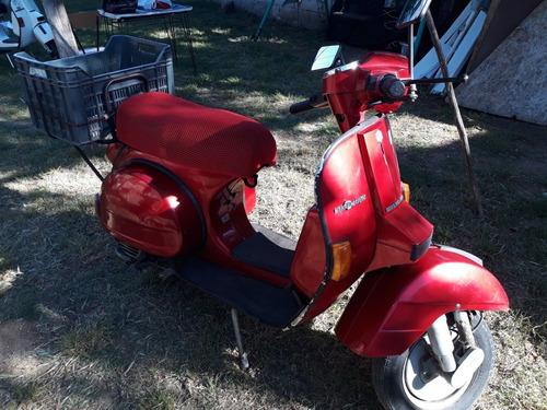 lml star deluxe 125 cc