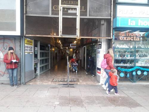 local comercial centro  en venta - 18 de julio 1385 local 002