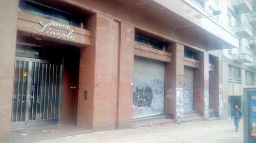 local comercial centro  en venta - avenida del libertador