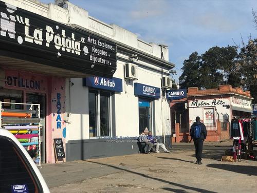 local comercial en alquiler en flor de maroñas