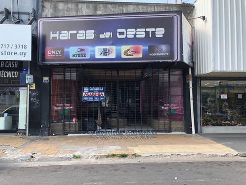 local comercial en el centro de la ciudad