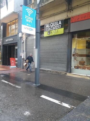 local comercial en peatonal sarandi