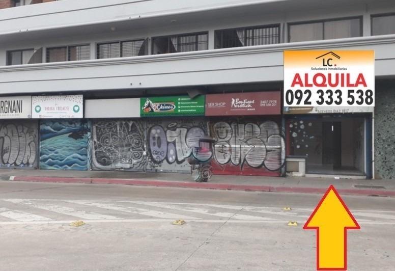local comercial frente a terminal de xxx