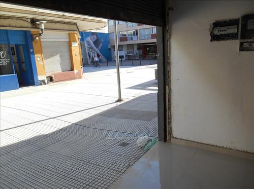 local comercial, peatonal sarandi , 58 mts, 1 baño