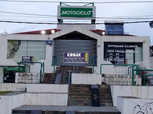 local comercial sobre avda. giannattasio lagomar