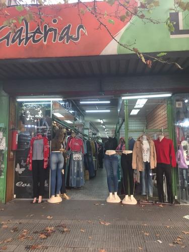 local comercial unión  galería lo de juan  (sobre puerta)