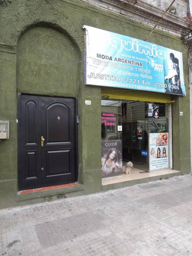 local comercial y vivienda en villa muñoz justicia y pagola.