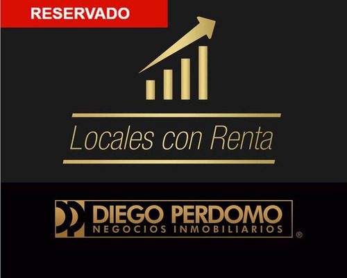 local con renta en venta, montevideo.