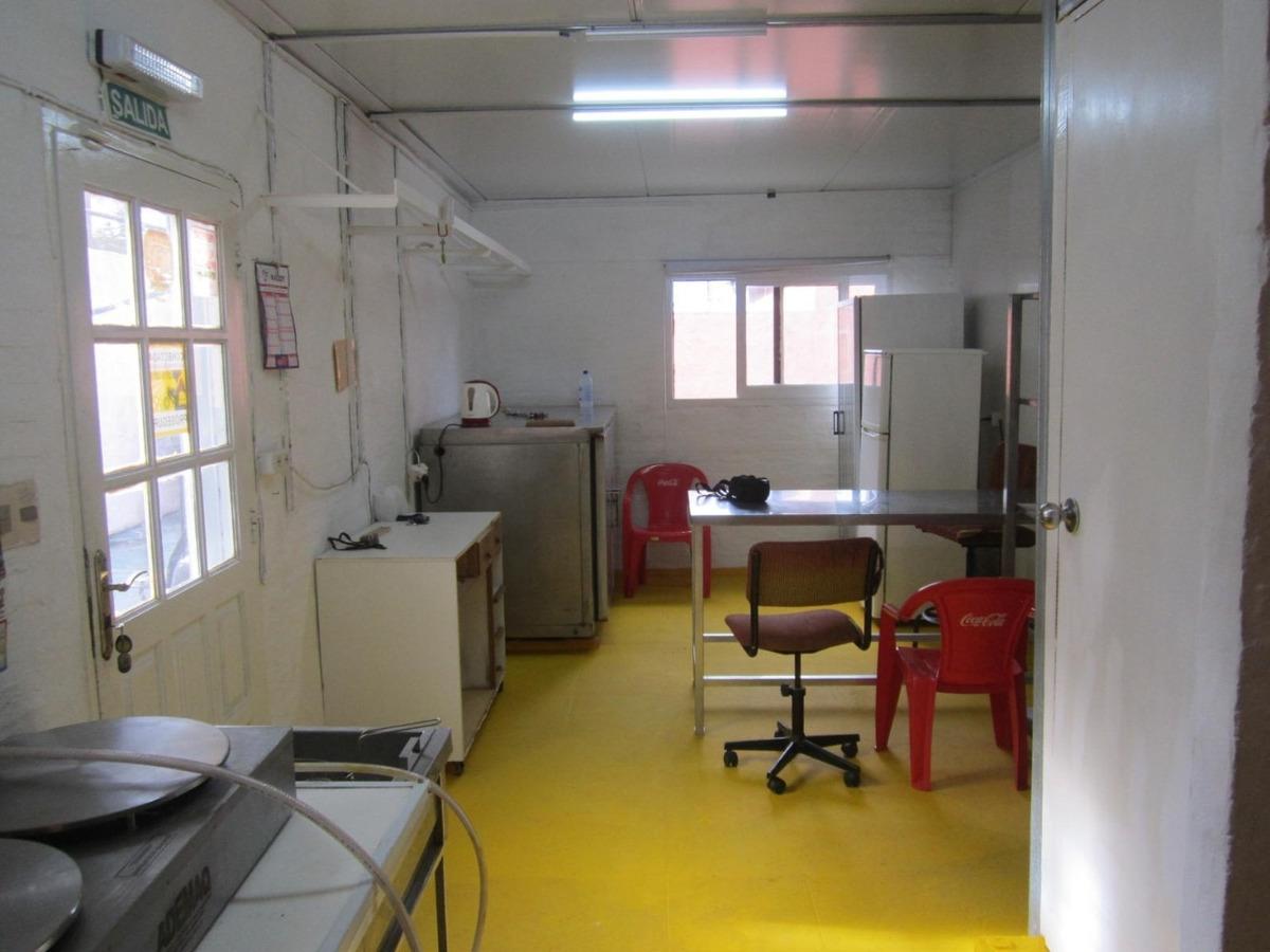 local de elaboracion gastronomica , con vivienda -