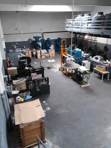 local industrial en venta  -reducto