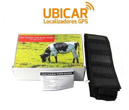 localizador  rastreador gps para ganado vaca toro caballo